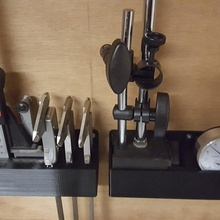 measuring tools organizer & garden tool organizer calipers dial indicator measuring tools