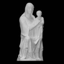 intronisé Madone analyse bébé christianisme femelle Jésus femme culte marbre église Madone Bible assise Marie Christ vierge intronisé