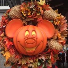 Mickey jack lantern dekorasyon cadılar bayramı Fener Parti korkutucu büyü Disney fare Mickey krallık dekor jackolantern Mickey fare mnss