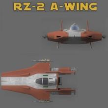 star wars wing combatiente Embarcacion espacio guerra imperio wing rebeldes star wars