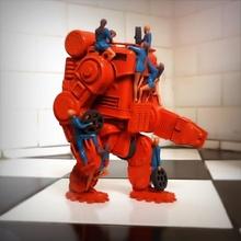 robot steampunk table robot steampunk dieselpunk