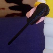 micrófono Freddy mercurio Lego gigante muñecas Lego juguetes
