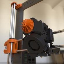 impeller rotation indicator build 3d printer prusa impeller rotation indicator