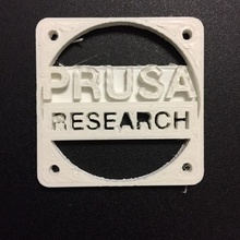 prusa i3 mk3 noctua fan cover prusa noctua prusai3mk3 pimpmyprusa