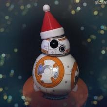 christmas sphero bb-8 santa hat toys & games christmas hat droid robot santa toy xmas bb8 star wars r2-d2 sphero bb-8 christmas decoration santa claus santa hat bb9e bb-9e father christmas chirstmas hat