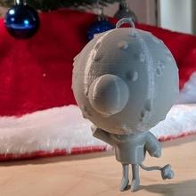 nisse Navidad ornamento paquete Navidad colgando ornamento serie personaje tv gnomo paquete beta original colgar netflix alfa gnomos Hilda nisse redondo