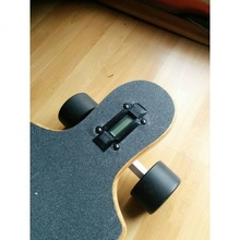 electric skateboard - battery indicator cover cover battery skateboard e-skate electric longboard electric skateboard battery indicator esk8 loangboard