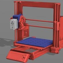 laser platform prusa mk3 build 3d printer laser prusa prusai3mk3 originalprusa prusamk3