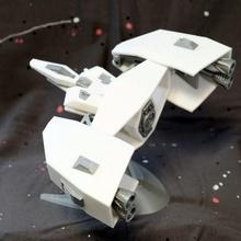 nave espacial type brinquedos jogos espaço nave espacial transporte nave espacial transformar