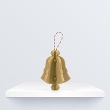 Navidad ornamento campana bq campana ornamento navidad decoraci adorno campana