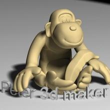 giocattolo scimmia Banana giocattoli Giochi toymonkeywithbanana