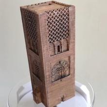 Hassan Turm Rabatt Marokko Architektur Afrika Architektur Turm Arabisch Moschee Wahrzeichen Marokko torre Islam islamisch Tour Miniwelt Marokko Hassan Mücke Moschee Marokko