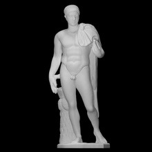 retrato Alexandre Severus Varredura retrato mármore Alexandre Nápoles Severus museo di arqueológico nacional