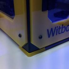 pie Witbox pie bq Witbox