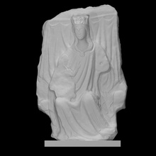 madonna child scan christianity child religion madonna mary relief venetian