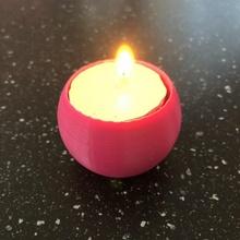 boulegeoir cuenco vela ligero Rosa rosado lumiere petanca vela palo bugeo bougie calentado plano