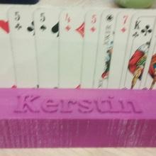 einfach spielen Karten Halter Unterstützung Halter Unterstützung Karte Kartenhalter Karten spielen Halfter spielkarten kartenbrett romme Korb kartenhalter