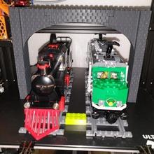 mopb train tunnel lego compatible lego train tunnel