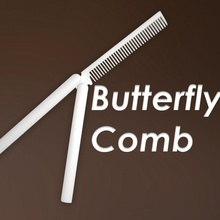 butterfly comb butterfly comb beard comb hair comb butterfly comb