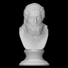 Omero scansione fallimento greco marmo Omero originale genere Adriano aPOLLONIO tyana