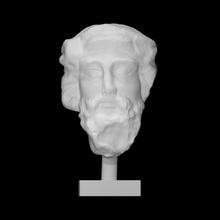 herm Dionísio Varredura Deus cabeça mitologia retrato Zeus Hermes herm Dionísio