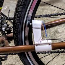 bicicleta 5v generador abrazaderas teléfono 5v electrónica electricidad generador eléctrico externo emergencia hope3d bikedynamo 39 clipon 39 5vgenerator montable energía verde cero emisiones