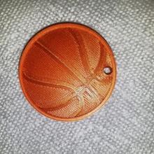 baloncesto Ketchain Moda accesorios llave pelota cesta cadena llavero baloncesto