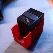 canon lp e12 batería caso funda 1 4 ranuras artilugio electrónica cámara canon batería soporte canon ef canon eos canon eos canon eos m50 lp e12
