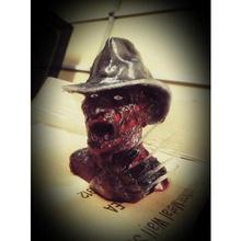Freddy krueger busto ventilador Arte Arte busto ventilador Freddy krueger
