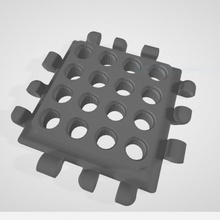 lego-technic polypanel adapter flexible marbletrack competition lego makeanything marbletrack legocompatible polypanel