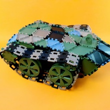 polypanel robot kit 1 toys & games bearing arduino motor robot tank wheel servo rc raspberrypi stepper track feather polypanel