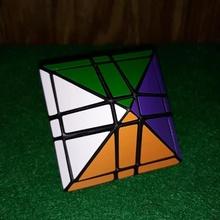 proportionnel octaèdre 3x3x3 extensions cube puzzle rubiks 3x3 octaèdre rubik 3x3x3 shapemod proportionnel