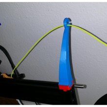 filament guide holder guide wire printing