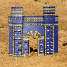 cancello ishtar architettura Mesopotamia prusa tinkercad Iraq medio Oriente ishtar Babilonia uro asllexicon Toddolsen nebuchadnezzar starlabs3d marduk gateofishtar ishtargate nebuchadnezzarpalace ncientneareast babylonishtargate middleeastartifact