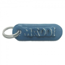 material personalizado chaveiro gravado cartas chaveiro Customizável personalizado llaveros nomes personalizado nombres material