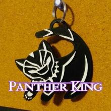 panter kral anahtarlık güzel Aksesuarlar aksesuar Afrika harika karikatür anahtarlık kral aslan hayret stil süper kahraman Disney animasyonlu siyah Panter Kaptan Amerika Afrikalı panter Aslan Kral savana