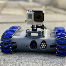 gopro mount fpv-rover gadgets & electronics fpv hero mount tank gopro rc rover remote control fpv-rover renote