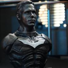 christian bale bruce wayne batman support free bust fan art batman christian dark knight dc superman comics league justice fanart bruce bale wanye