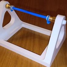 fiament joiner jig build 3d printer filament join joiner weld filament joiner