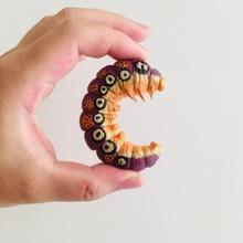 suculento lagarta brinquedos jogos animal fofa figura engraçado junta chaveiro estátua brinquedo Minhoca móvel lagarta