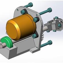 caja cambios engranajes motor rc diferencial manejar caja cambios transmisison abrir impulsado