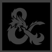 Et Zeichen Logo Schablone Drachen Dungeons Logo Airbrush Schablone Verliese Drachen Kunst Kunsthandwerk Sprühfarbe