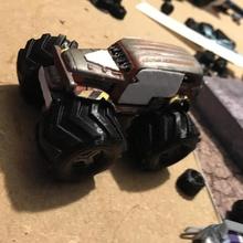 monster truck wheels & axles 1 64 scale tabletop monstertruck gaslands bigfootwheels