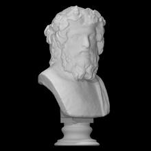 fracasso Dionísio Varredura fracasso cara cabeça homem mármore Dionísio