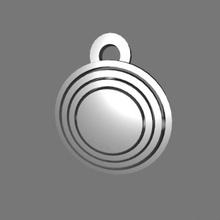 giroscópio chaveiro base