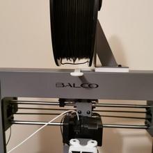 simple balco touch duplicator i3 filament guide height extender build 3d printer filament guide extender touch balco di3