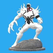 anti-venom statue fan art alien marvel statue superhero spiderman venom spidey mcu anti-venom inparts