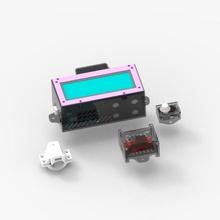 inteligente sub modul arduino Astuccio guaina guidato Fumo gas sensor mettere in guardia gpl temperatura casa intelligente monitoraggio cattivo