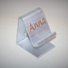 anna phone ficar pé loja suporte Iphone andróide phone samsung ficar pé USB universal escrevendo carregar anna nokia cursivo
