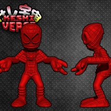 keshiverse - spiderman comic figure game man marvel mini toy war figures spiderman avengers comics spider  marvelcomics minifig mcu infinity keshi infinitywar endgame